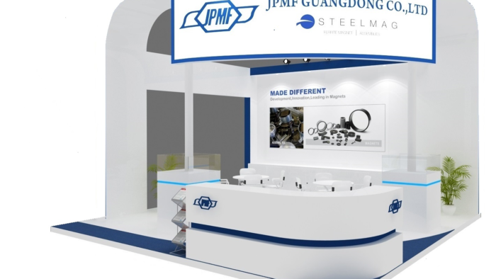 JPMF booth